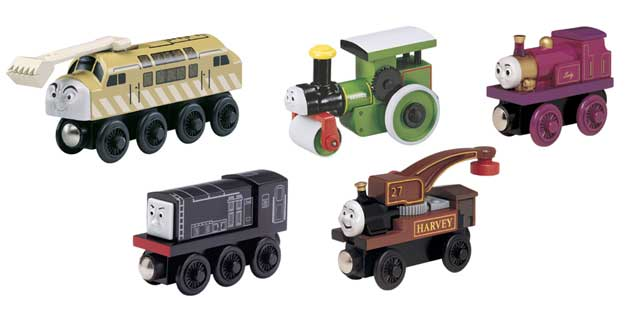 Calling All Engines - Gift Pack - Thomas & Friends Wooden Railway