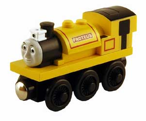 Proteus ( LC99047 ) - Thomas & Friends Wooden Railway