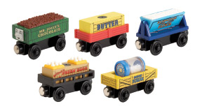 Cookie Factory Cargo Pack ( LC99136 ) - Thomas & Friends Wooden Railway