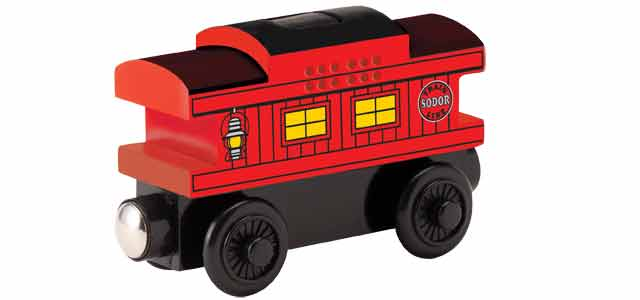 Musical Caboose ( LC99147 ) - Thomas & Friends Wooden Railway
