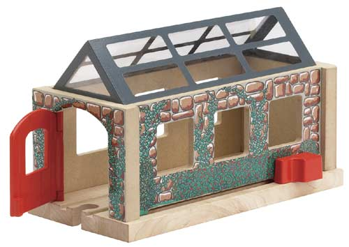 Useful Engine Shed ( LC99381 ) - Thomas Wooden Railway