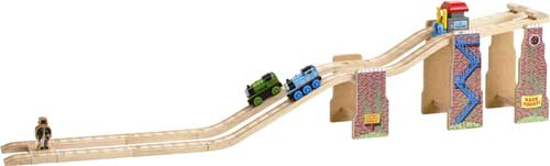 Start Your Engines Train Set ( LC99570 ) - Thomas Wooden Railway