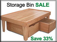 ... Storage Bin Trundle Drawer for Thomas Train Tables  sc 1 th 144 : wood train table set - pezcame.com